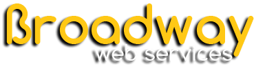 Broadway Web Services